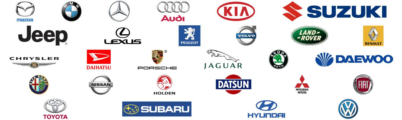 Brands of Vehicles